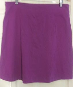 Merona sM summer stretchy Jersey material skirt